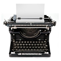 Write Club composes typewritten letters of love and hate