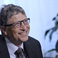 Did you read about Tamir Rice, the Cubs curse, and Bill Gates drinking poop water?