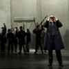 <i>The March</i> at Steppenwolf: His truth goes marching on.