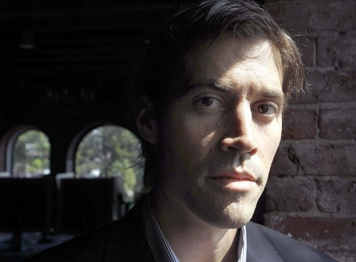 The media claimed James Foley as one of their own after his death.