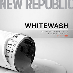 The New Republic calls out its own white privilege