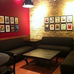 The new space includes a bar/lounge area.