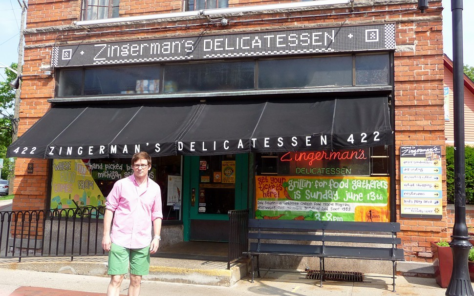 The one, the only, Zingerman's
