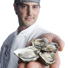 The Oyster Whisperer lands at Ditka's in Oakbrook Terrace