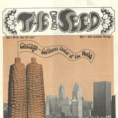 The radical art of the <i>Chicago Seed</i>