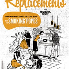 The Replacements get retro on the gig poster of the week
