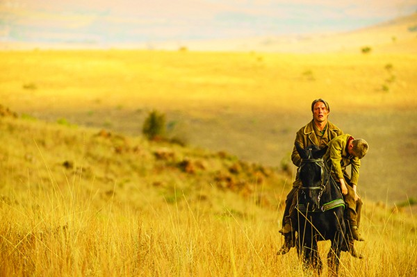 The Salvation screens Mon 10/13 and Tue 10/14, 8:30 PM.