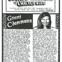 The Secret History of Chicago Music: Ginni Clemmens