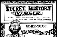 The Secret History of Chicago Music: Lee Groban