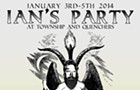 The seventh edition of Ian's Party is here
