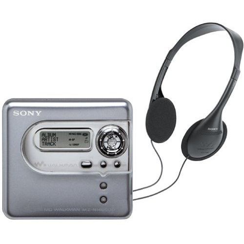 The Sony MiniDisc