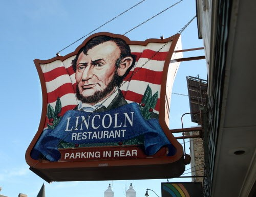 The soon-to-shutter Lincoln Restaurant