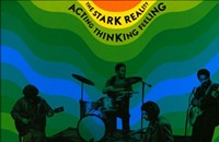 The Stark Reality's psychedelic, funky, jazzy kids' music