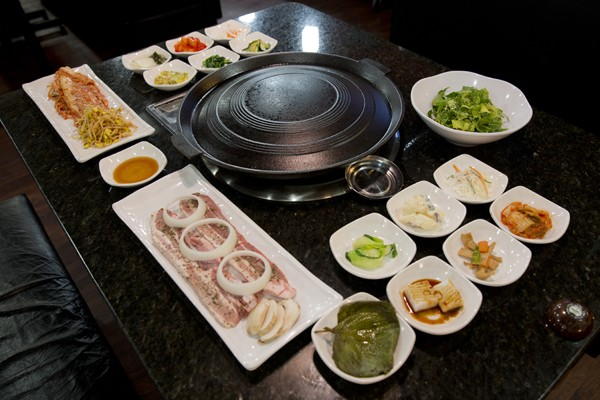 The starkest difference between Gogi and any of the remaining Korean barbecue houses in the city lies in the quality and freshness of these protein choices.