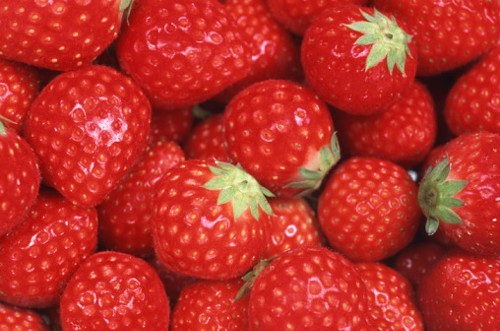 The strawberries at this weekends Long Grove Strawberry Festival will not be Photoshopped.