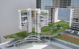 The third-place design - COURTESY OF THE CHICAGO ARCHITECTUAL CLUB