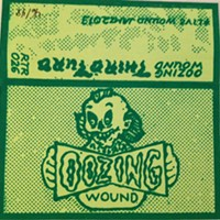 More material from Oozing Wound
