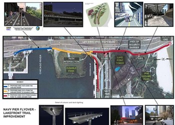 Navy Pier Flyover Approved