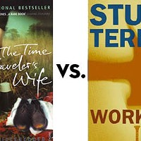 <i>The Time Traveler's Wife</i> vs. <i>Working</i>: Greatest Chicago Book Tournament, round two