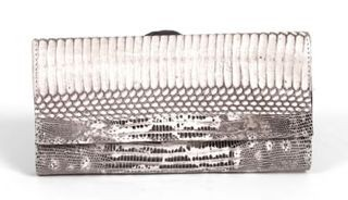 The Trifold Cargo Clutch from Kingsley Handbags