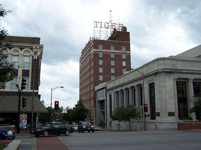 The True/False Film Festival in Columbia, Missouri, has made a screening venue of the ballroom of the historic Tiger Hotel.