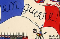 The University of Chicago unveils rare French illustrations of World War I