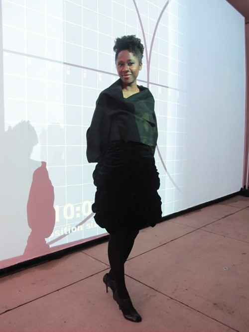 The Walk 2014 Master of Ceremony and MCA curator Naomi Beckwith