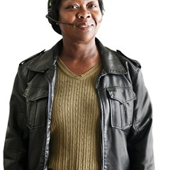 This week's Chicagoan: Doris Adepoju, truck driver