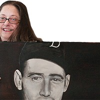 This week's Chicagoan: Margie Lawrence, baseball artist