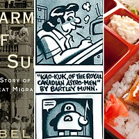 This week's Culture Vultures recommend . . .