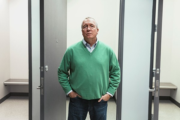 """Though the faces, names, and techniques of his targets are different than they were 30 years ago, Jack Riley admits that the drug business remains strong. """"The game hasn't changed a lot."""" - JEFFREY MARINI"""