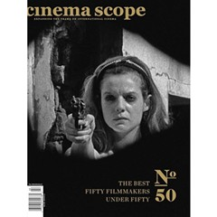 """Thoughts on Cinema Scope's """"Best 50 Filmmakers Under 50"""" list"""