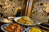 Omnivorous: Black Noodles and Other Delights