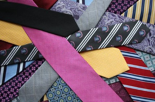 Ties from Sebastian Grey Clothiers