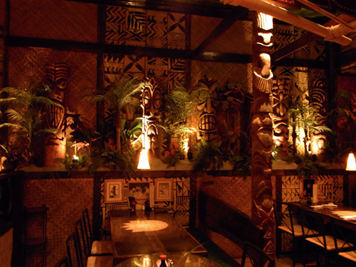 Tiki Terrace in DesPlaines