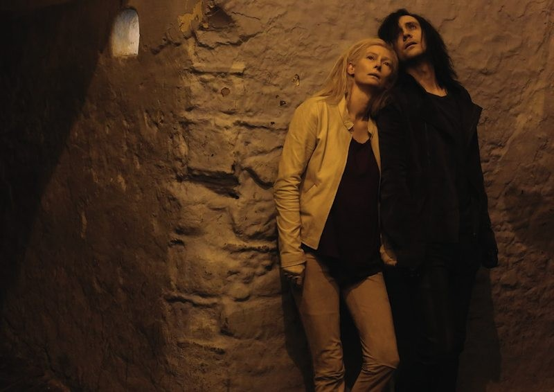 Tilda Swinton and Tom Hiddleston in Jim Jarmuschs Only Lovers Left Alive