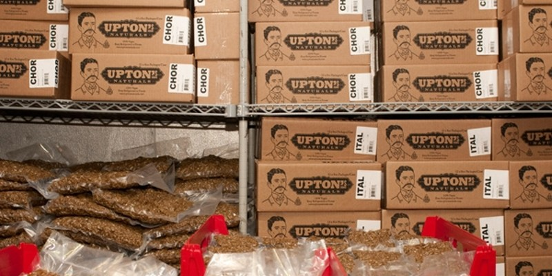 Time to make the seitan, Upton's expands its reach