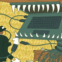 To feed or not to feed the digital beast
