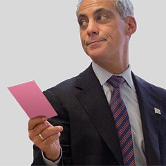 To Mayor Emanuel, some jobs are worth more than others