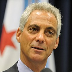 To topple Mayor Rahm Emanuel, challengers need to keep him under 50 percent in the first round of voting.
