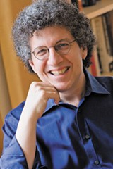 Todd London, artistic director of New Dramatists