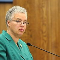 My five stages of grief over Toni Preckwinkle wimping out of the mayoral race