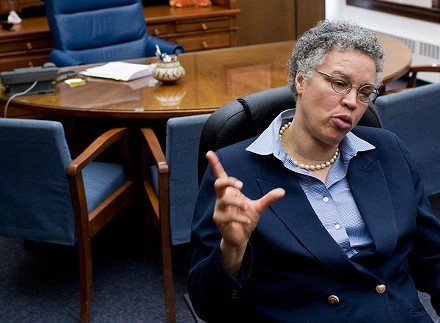 Toni Preckwinkle: Hell hath no fury etc.