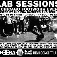 Tonight: The Era and Teklife bring footwork to the art-gallery world