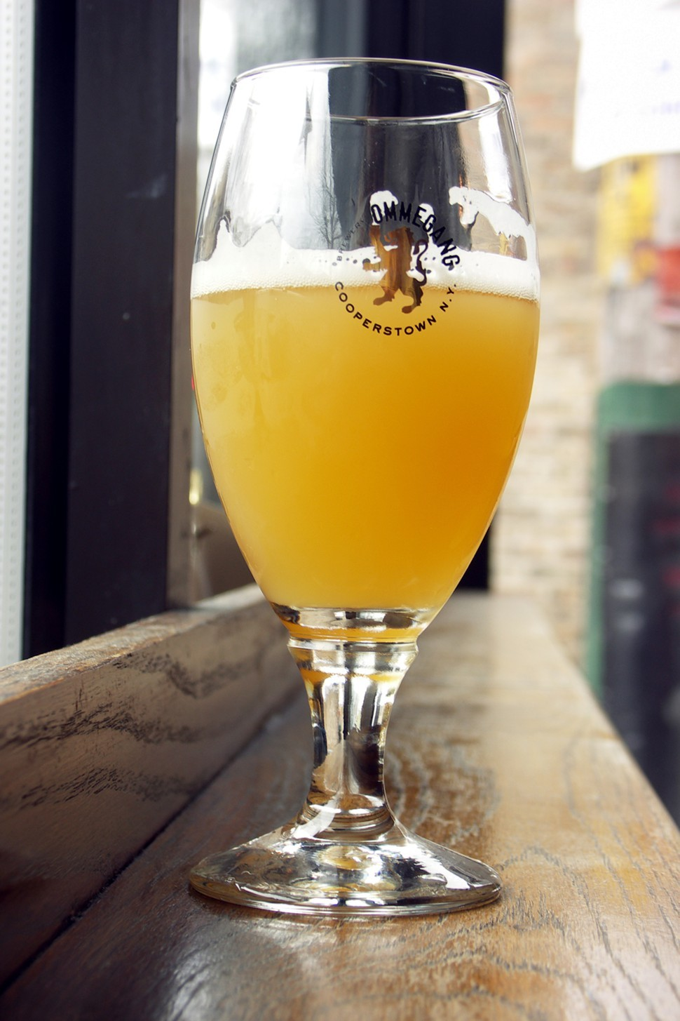 Tonnerre Neige (Thunder Snow, sort of), Off Colors collaboration with Three Floyds