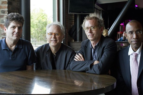 Tony Scherr, Bill Frisell, Kenny Wollesen, Ron Miles