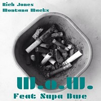 Track premiere: Local rapper Rich Jones has that old-school 'W.o.W.'