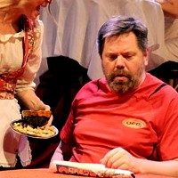 Trap Door Theatre's <i>Overweight, Unimportant: Misshape</i>, Red Tape Theatre's <i>Brand</i>