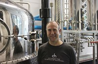 Vodka from the West Loop: Talking with CH Distillery's Tremaine Atkinson