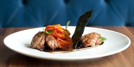 trencherman sweetbreads sheerin